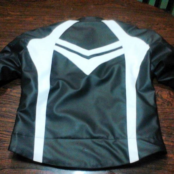 Back leather
